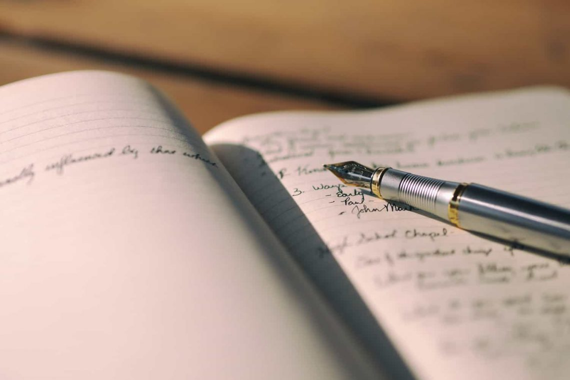 Benefits Of Journaling To Your Life